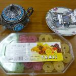 イランの方からのお土産
